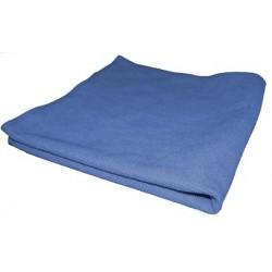 Microfibre triko piko bleu