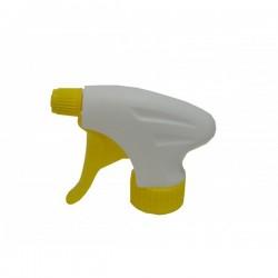Tête de vaporisateur vella jaune