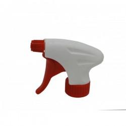 Tête de vaporisateur vella rouge