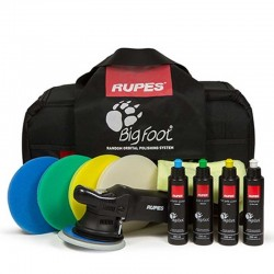 Pack polisseuse rupes bigfoot lhr 21 es/dlx