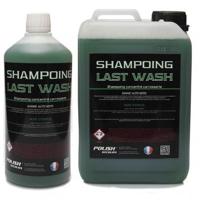 Shampoing moussant surpuissant auto moto last wash polish secours - Eau ecarlate shampoing moquette ...