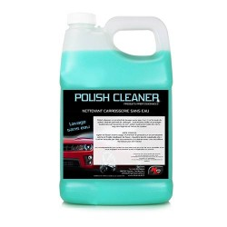 Lavage sans eau, Polish cleaner ,