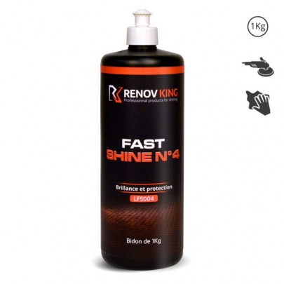 Polish Fast Shine Renov King 1kg