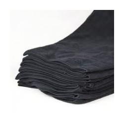 Micro-Fibre MAXI-BLACK 40 x 85 cm noire